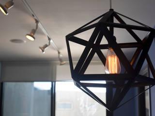 Departamento Muestra Torre Adamant II:  de estilo  por LF Oficina de Arquitectura