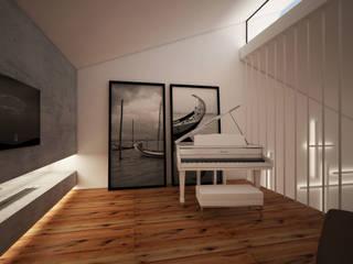 von Arquitecto Aguiar Minimalistisch