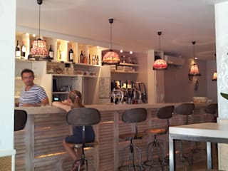 Suspensions: Bars & clubs de style  par Miska créations