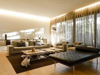 Modern living room by STUDIO CERON & CERON Modern