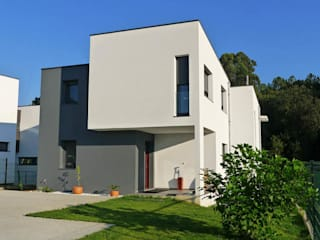 AD+ arquitectura Detached home White