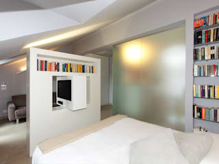 Bedroom by architetto roberta castelli