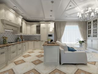 ДизайнМастер Classic style kitchen