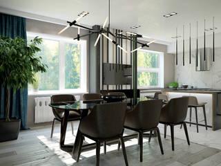 Moderne Küchen von Pavel Alekseev Modern
