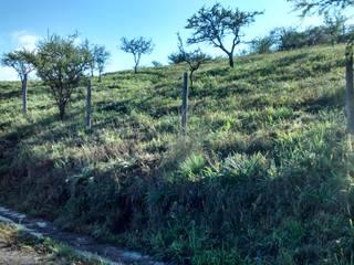 Cumbres del Golf - Villa Allende . Cordoba Jardines coloniales de BULLK CONSTRUCTORA Colonial