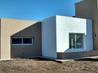 Ampliacion B° San Isidro - Villa Allende Casas modernas: Ideas, imágenes y decoración de BULLK CONSTRUCTORA Moderno
