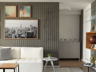 Living room by SESSO & DALANEZI