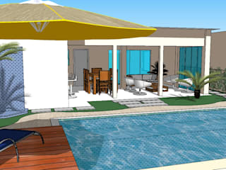 AP Arquitetura Ecoeficiente Pool