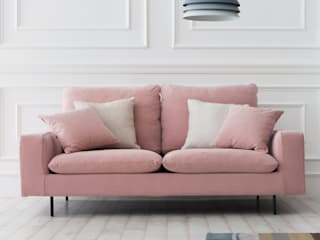 sysdesign Living roomSofas & armchairs Dệt may Pink
