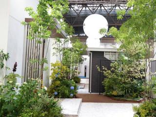 イベント装飾: (有)ハートランドが手掛けた庭です。