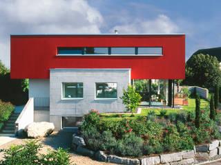 MORGENROT:  Häuser von Hunkeler Partner Architekten AG