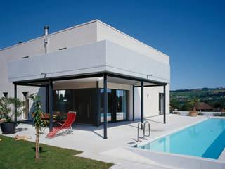 MONOLITH:  Häuser von Hunkeler Partner Architekten AG