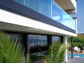 REFUGIUM:  Terrasse von Hunkeler Partner Architekten AG