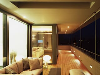 Patios & Decks by Hunkeler Partner Architekten AG,