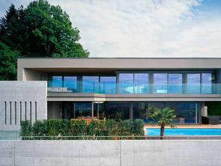 TRANSPARENZ:  Häuser von Hunkeler Partner Architekten AG