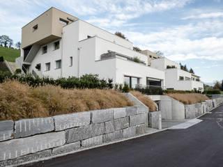 RAFFINESSE:  Häuser von Hunkeler Partner Architekten AG