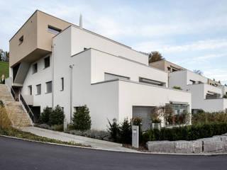 Casas de estilo  de Hunkeler Partner Architekten AG, Moderno