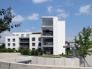 AKZENTE SETZEN:  Häuser von Hunkeler Partner Architekten AG