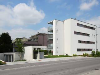 Houses by Hunkeler Partner Architekten AG,