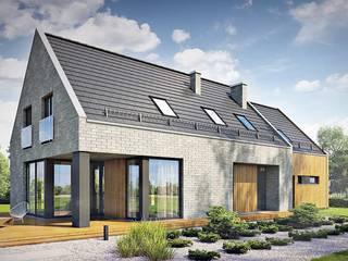 Дома в стиле модерн от TISSU Architekci Модерн