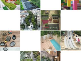 Estudos, Projectos e Intervenções:: Terraços  por Trifolium LAA