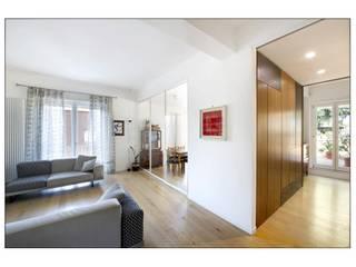 Laquercia21 Salas de estilo minimalista