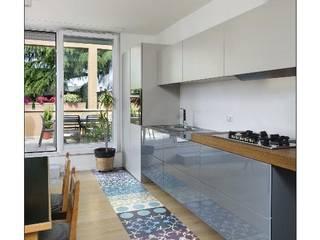 Laquercia21 Cocinas de estilo minimalista