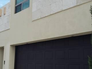Garajes y galpones de estilo moderno de Elite Puertas Automaticas Moderno