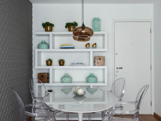 Dining room by SESSO & DALANEZI