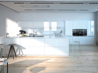 Klik Cocinas KitchenCabinets & shelves White