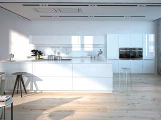 Klik Cocinas CuisinePlacards & stockage Blanc