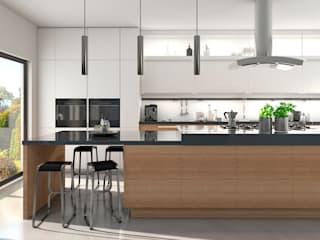 Klik Cocinas 廚房收納櫃與書櫃 Wood effect