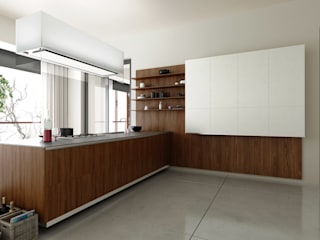 Klik Cocinas KitchenStorage Wood effect
