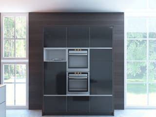 студия визуализации и дизайна интерьера '3dm2' CocinaUtensilios de cocina