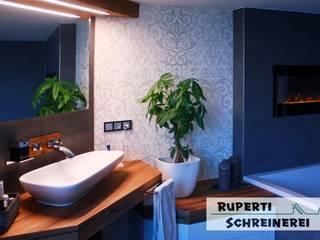 Badezimmer :   von Ruperti Schreinerei