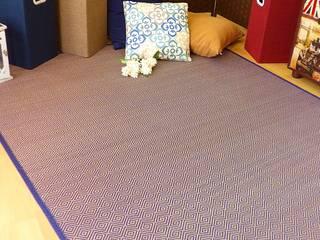 latiendawapa Walls & flooringCarpets & rugs Bamboo Blue
