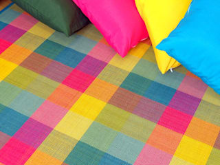 latiendawapa Walls & flooringCarpets & rugs Bamboo Multicolored