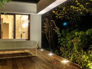 Terraços  por Kitzig Interior Design GmbH,
