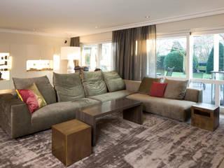 Salas de estar  por Kitzig Interior Design GmbH,
