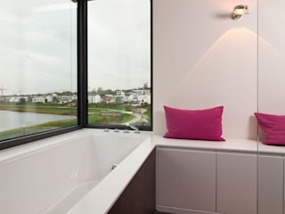 Casas de banho  por Kitzig Interior Design GmbH,