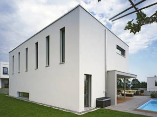 KLARE FORM UND AKZENT:  Häuser von Hunkeler Partner Architekten AG