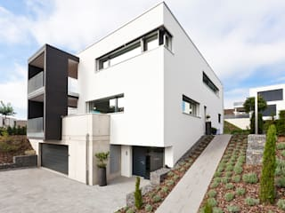 KLARHEIT:  Häuser von Hunkeler Partner Architekten AG