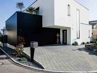 GEKNICKT:  Häuser von Hunkeler Partner Architekten AG