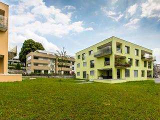 WOHNEN MIT STIL:  Häuser von Hunkeler Partner Architekten AG