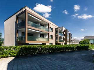 ROSENGARTEN:  Häuser von Hunkeler Partner Architekten AG