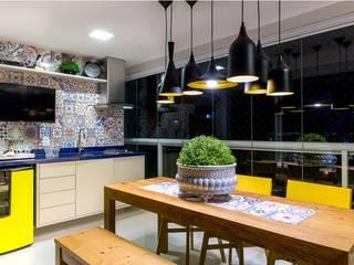 Patios & Decks by Fonseca & Burity Arquitetura