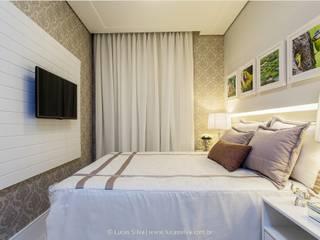 Modern Bedroom by Ana Burity Arquitetura Modern MDF