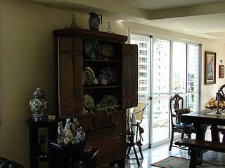 Apartamento Belvedere por Rafael Castro Arquitetura Rústico