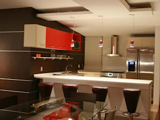 Dining room by RIMA Arquitectura, Modern