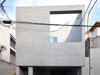 一級建築士事務所アトリエソルト株式会社 Modern Evler